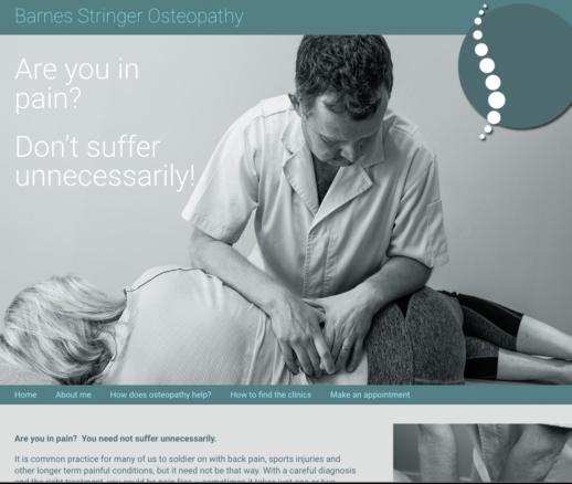 Barnes Stringer Osteopathy