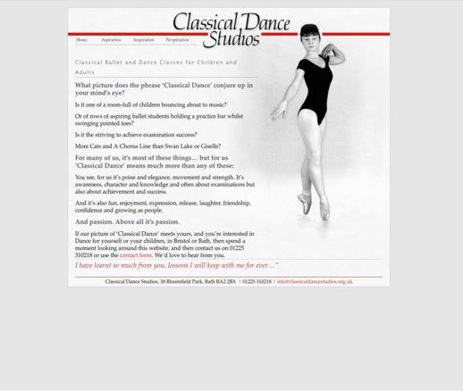 Classical Dance Studios