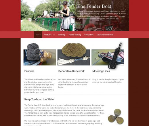 The Fender Boat