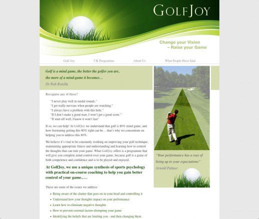 Golfjoy