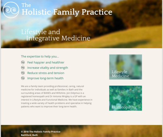 Holistic Family Practice